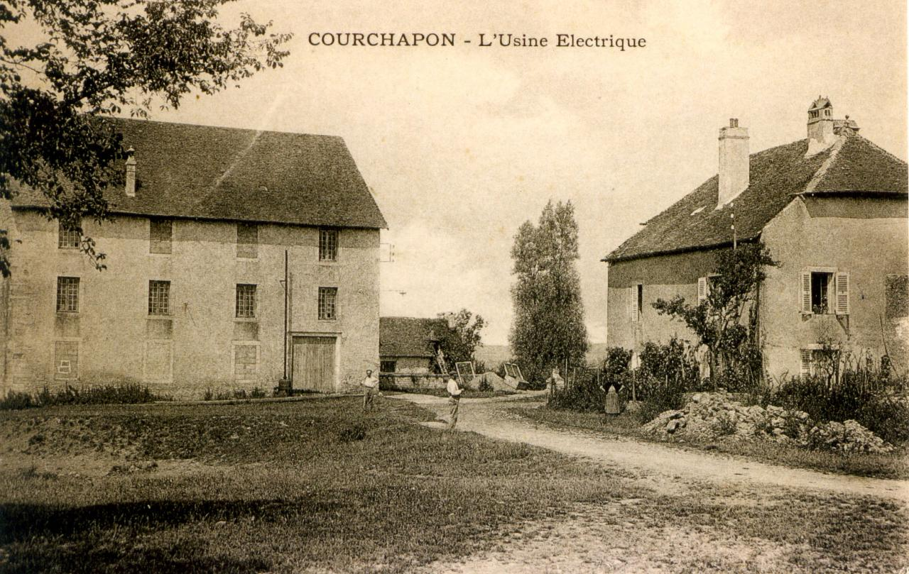 courchapon val