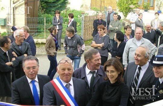 2012- inauguration de la mairie