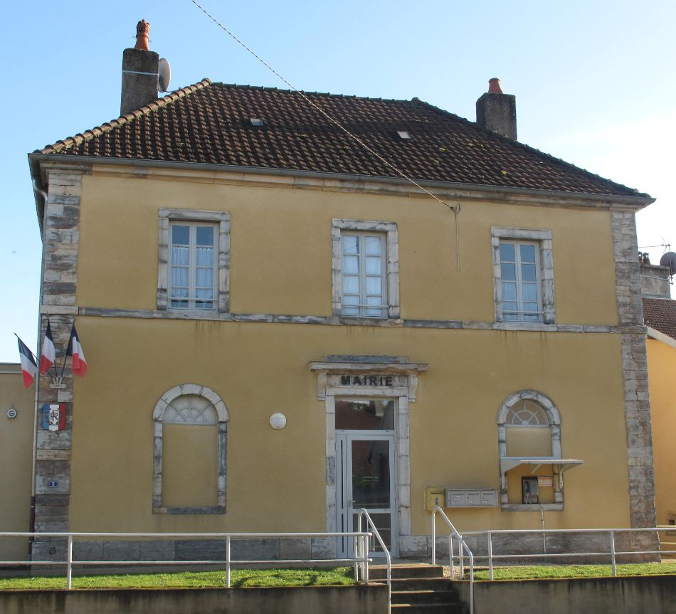 Mairie courchapon